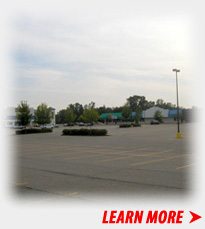 Parking Lot Maintenance and Sweeping Services in Metro Detroit Michigan